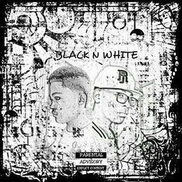 PKAYZ - Black N White Cover Art