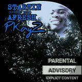 PKAYZ - STARTIN AFRESH EP Cover Art