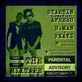 PKAYZ - STARTIN AFRESH LP Cover Art