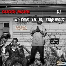 Playboie - Welcome To Da Trap House Cover Art
