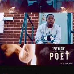 P.O.E.T - Fly High (prod By Chucki) Cover Art