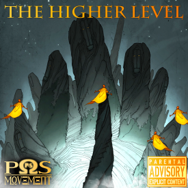 PoeticScholars - The Higher Level Cover Art
