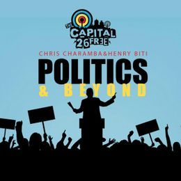 Politics and Beyond - Zim Politics 2016 Round Up : At top 10 Part 2 Cover Art