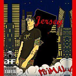 Primal - Jersey Cover Art