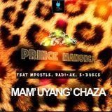 Prince Manonga - Mam'uyang'chaza Cover Art