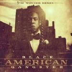 Projektions - Black American Gangster Cover Art