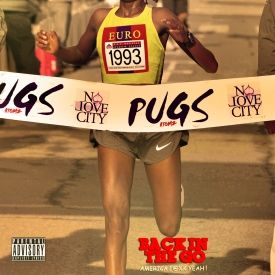 "Pugs Atomz - Pugs Atomz ""Back in the GO"" Cover Art"