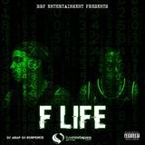 #QcUrbN - BBP Entertainement Presents - F LIFE Cover Art
