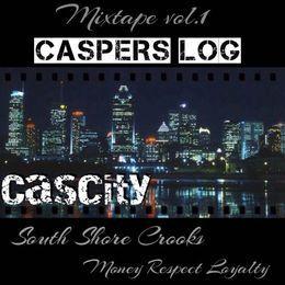 #QcUrbN - Casper's log mixtape vol. 1 Cover Art