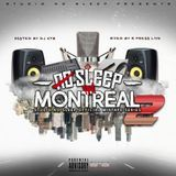 #QcUrbN - No Sleep In Montreal Vol.2 Cover Art