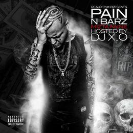 #QcUrbN - Pain N Barz Cover Art