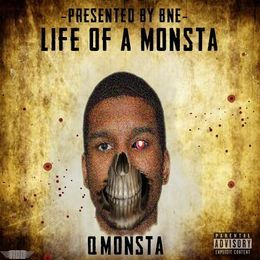 QMonsta - Cant Stop Me Cover Art