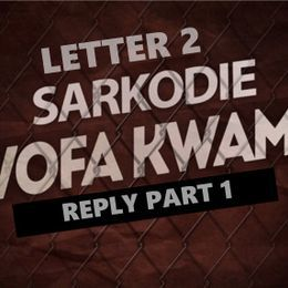 quameakan - LETTER 2 SARKODIE Cover Art
