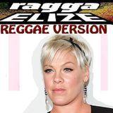 RAGGA ELIZE  Riddim & Vox - Pink - Blow Me (reggae version) ragga elize prod. Cover Art