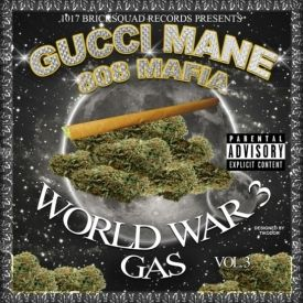 RapDose - World War 3: Gas Cover Art