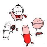 rapWAVE - Harmless Drugs Cover Art