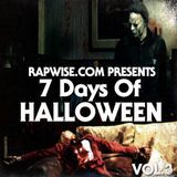 RapWise.com - 7 Days Of Halloween Vol.3 Cover Art