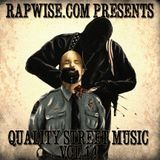 RapWise.com - Quality Street Music Vol. 14 Cover Art