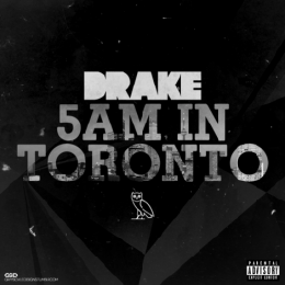 RapXclusive - 5 AM In Toronto Cover Art