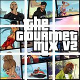 RapXclusive - The Gourmet Mix V2 Cover Art