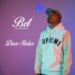 """@RapxRnB - """"Bet"""" (Prod. by Bomani) Cover Art"""
