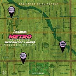 @RapxRnB - METRO FT. LAMB$ (PROD. BY 808 MAFIA) Cover Art