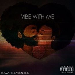 @RapxRnB - Vibe With Me Cover Art