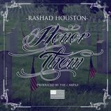 Rashad Houston - Honor Them Cover Art