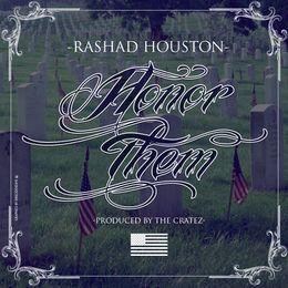 Rashad Houston - Honor Them Cover Art
