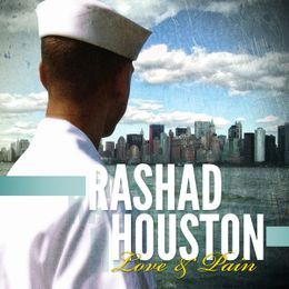 Rashad Houston - Love & Pain EP Cover Art