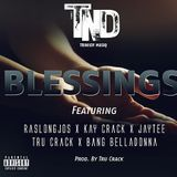 Raw Talent Entertainment - Blessings Cover Art