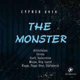 Ray-p mts - THE MONSTER (CYPHER 2016).mp3 Cover Art