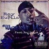 Rayhustla - WATCH ME Cover Art