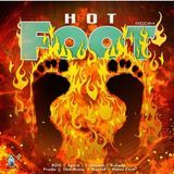 Realest Entertainment© - HOT FOOT RIDDIM Cover Art