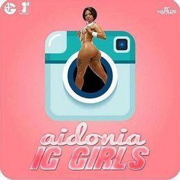 Realest Entertainment© - IG GIRLS Cover Art