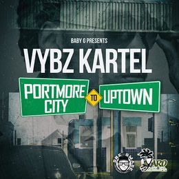 Realest Entertainment© - PORTMORE CITY TO UPTOWN (RAW & RADIO) Cover Art