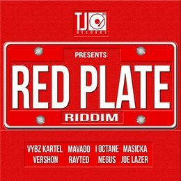 Realest Entertainment© - RED PLATE RIDDIM Cover Art