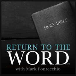 Return to the Word - What Does God think about You? (Psalm 103:6-18) Cover Art