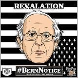 Revalation (of EMS) - #BernNotice (prod. By DJ Nefarious) Cover Art