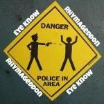 Rhymageddon - #EyeKnow Cover Art