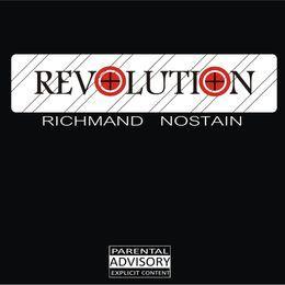 Richmand Nostain - REVOLUTION Cover Art