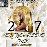 Rico_Pyrex - 2017 New Years Eve Mix Cover Art