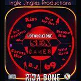 Rida Bone - Sex Games Cover Art