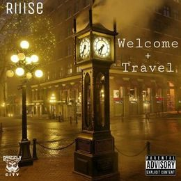 RiiiSE - Welcome + Travel Cover Art