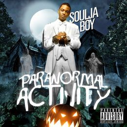 jbrow2215 - Paranormal Activity (No DJ) Cover Art