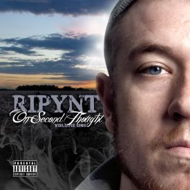 Ripynt - On Second Thought Vol 1 EP Cover Art