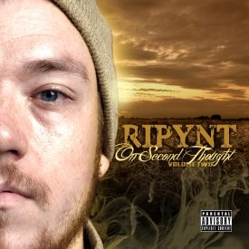 Ripynt - On Second Thought Vol 2 EP Cover Art