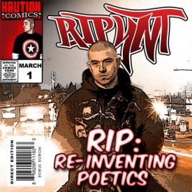 Ripynt - RIP: Re-Inventing Poetics Cover Art