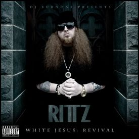 Rittz - White Jesus: Revival Cover Art