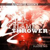 Underground Rob - The Flame Thrower Cover Art